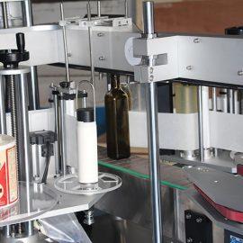 Automatické přední a zadní oboustranné etiketovací zařízení