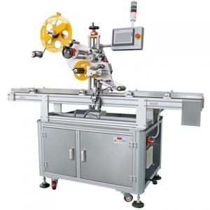 Fruit Carton Boxes Cans Labeling Machine