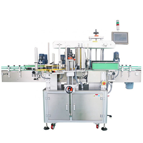 Sc-360C Single Side Automatic Labeling Machine at Best Price in...