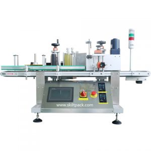 Container Sticker Labeling Machine