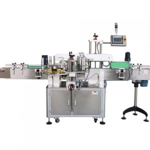 Bag Label Pasting Machine