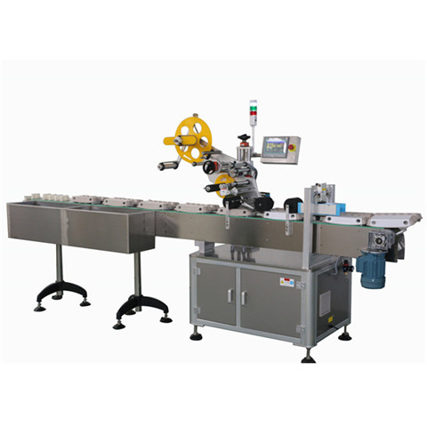 China Double Side Automatic Labeling Machine, Double Side...