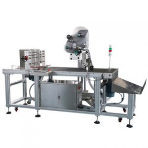 Automatic Syringe Labeling Machine