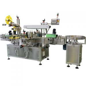 Printing Vegetable Box Labeling Machine