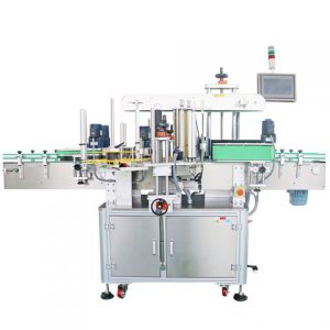 Lip Balm Tube Labeling Machine
