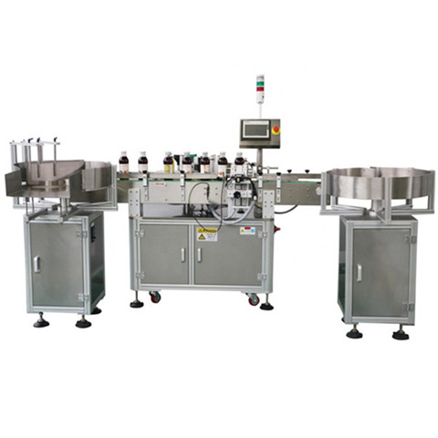 Automatic Front and Back Labeling Machine SBM-LM650A 200, to...