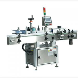 Square Bottle Automatic Label Machine