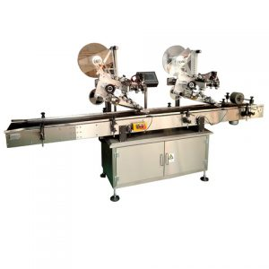 Flat Page Labeling Machine