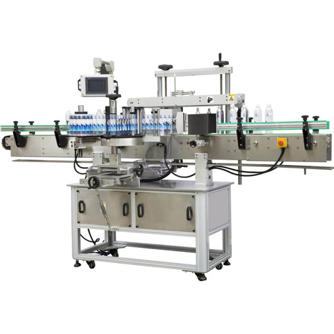 A117R High Precision Dual Label wrap-around Labeling System