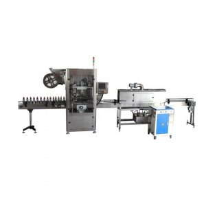 Liquor Bottle Three Labels Labeling Machine