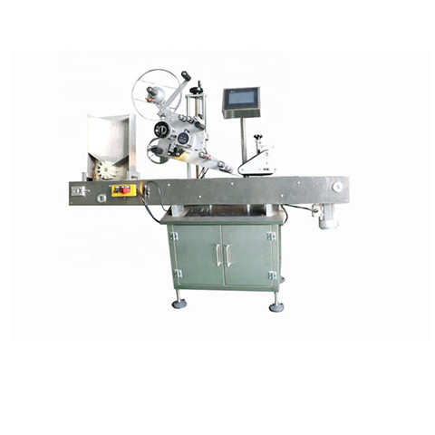 Automatic Double Side Labeling Machine By Shanghai Jambo...