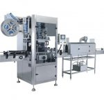 Automatic Sticker Ampoule Labeling Machine With Printer