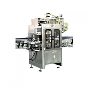 Automatic Labeling Machine For Perfume Vial Bottle