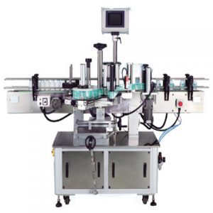 Automatic Three Sides Labeling Machine