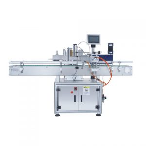 Water Bottle Labeling Machine With Two Side Labeling