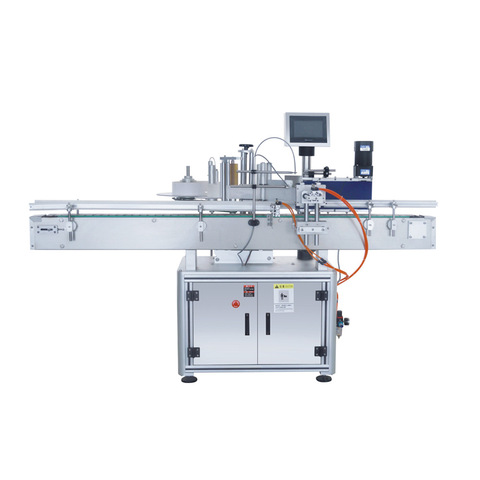 Plane Sticker Labeling Machine - TP-LBM-E101 - TOPS...