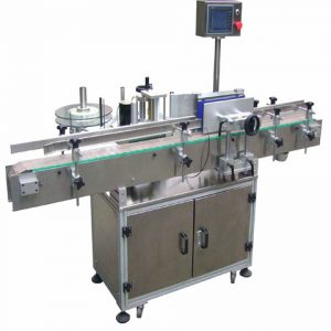 Square Bottle 2 Sides Labeling Machine
