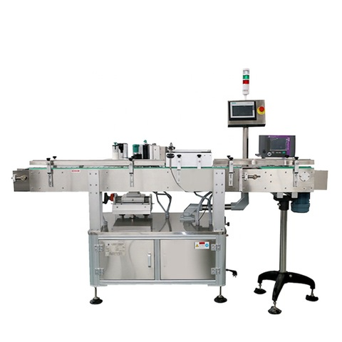 Sticker Labeling Machine for Round Bottle, Vial, Round Perfume...