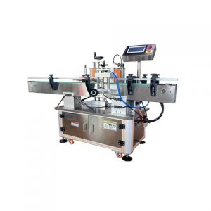 Automatic Round And Square Bottle Labeling Machine