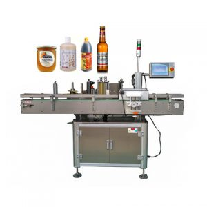 Perfume Bottle Rotary Way Labeling Machine Manufacturer