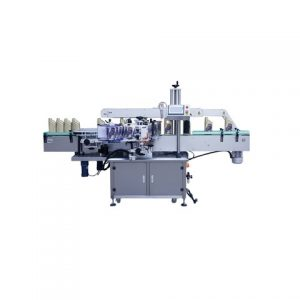 Paper Hangtag Top Labeling Machine