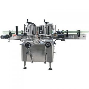Top Labeling Machine With Batch Inkjet