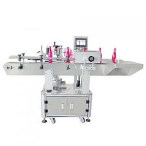 Labeling Machine For Black Pepper Bottle