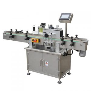 Liquid Filling Sealing Bottling Labeling Packing Packaging Machine
