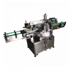 Automatic Plastic Ampoule Self Adhesive Labeling Machine