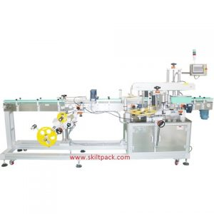 Liquid Bottle Labeler Machine