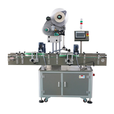 Flat bottle Sticker labeling machine:... - Sticker Labeling... | Facebook