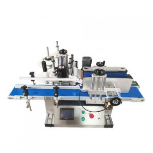 5l Plastic Plastic Bottle Labeling Machine