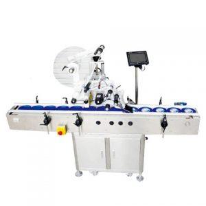 Automatický štítkovací značkovací stroj s látkovým štítkem