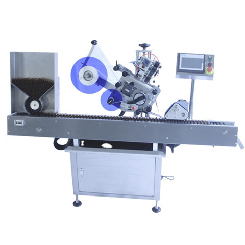 Full auto labeling machine full automtiac one sticker wrap...