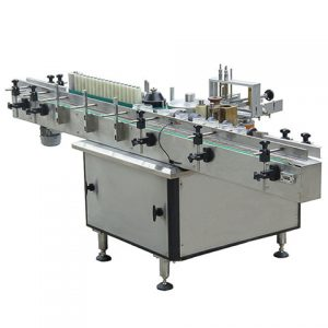 Manufacturing Automatic Glass Bottle Labeling Machine