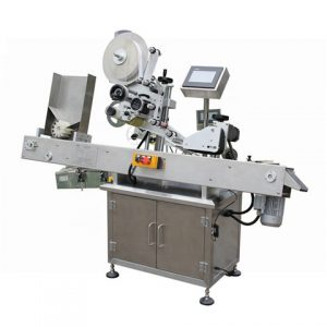 Glass Vial Horizontal Way Labeling Machine Manufacturer Price