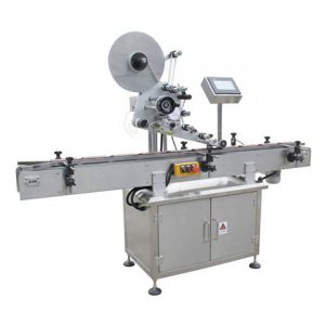Meat Fruit Vegetable Box Tray Labeling Machine