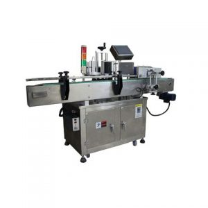 Automatic Clothing Hang Tag Online Printing Labeling Machine