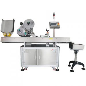 Side Faced Labeling Machine