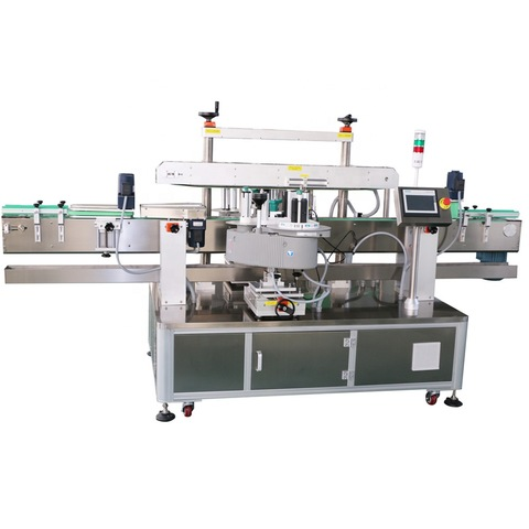 double sides automatic labelling machine, double sides automatic...