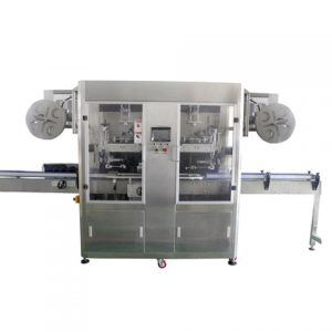 Automatic Round Bottle Front And Back Labeling Machine