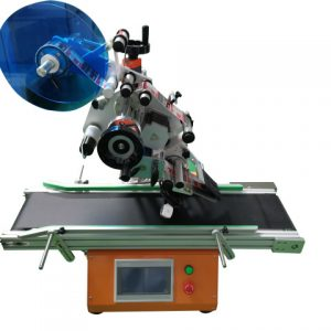 Factory Price Horizontal Labeling Machine For Round Bottle
