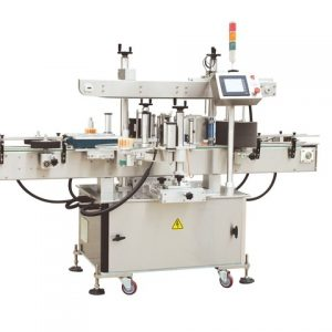 Automated Water Bottle Self Adhesive Sticker Labeling Machine