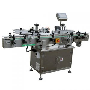 Good Price Pvc Label Labeling Machine