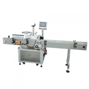 Full Double Sided And Round Bottle Labeling Machine