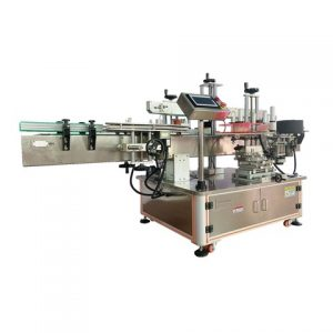 Auto Label Paste Labeling Machine