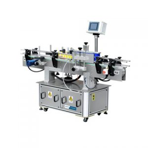 Automatic Rotary Pharmaceutical Bottle Labeling Machine