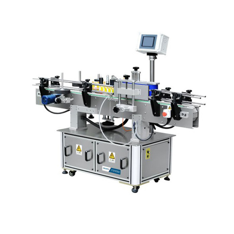 Automatic Single Side Flat Bottle Sticker Labelling Machine...