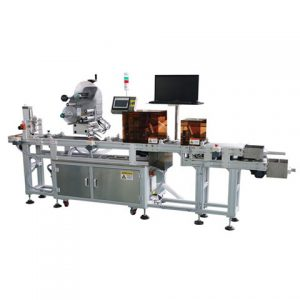 Olive Oil Label Machine