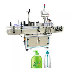 Full Automatic Flat Labeling Machine